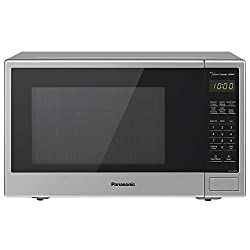 professional Panasonic NN-SU696S Microwave Oven, 1.3ft, SST / Silver