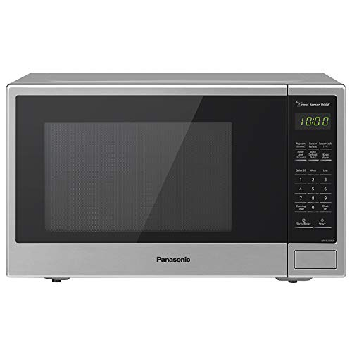 1100 watt white microwave - 5