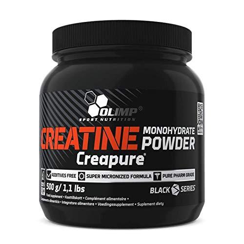 Olimp Creapure Monohydrat Powder, 1er Pack (1 x 500 g) - 4