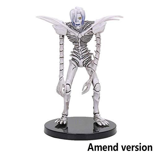 XXSDDM-WJ Puppe Death Note Shinigami Ryuk Ryuuku PVC Figur - Hoch 5,9 Zoll-0112