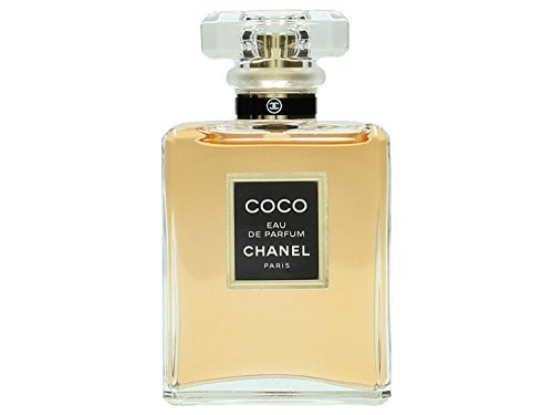 Coco by Chanel for Women, Eau De Parfum Spray, 1.7 Ounce