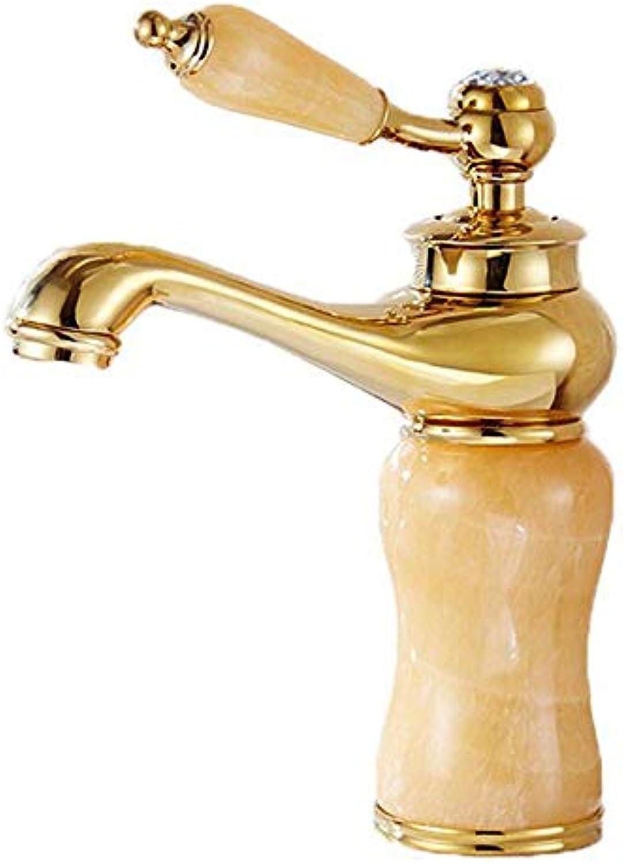 THOR-BEI Wasserhahn-europische Badezimmer-Kabinett-Hahn-Becken-heies und kaltes Wasser-Mischer-Hahn-Waschbecken-Wasserhahn -157 Wasserhahn