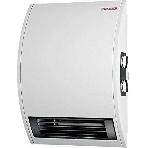 Stiebel Eltron CKT 20E 240-Volt 2000-Watt Wall Mounted Electric Fan Heater with 60 Minute Boost Timer Electric heaters Space