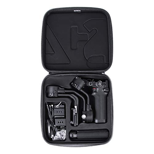 Huaji Portable Carrying Hülle Eva Shell Storage Bag Box Accessories Compatible with Ronin RSC 2