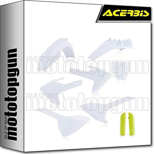 acerbis 0023056 kit plastico completo replica 020 compatible con husqvarna tc 85 2020 20