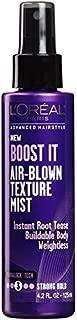 L'Oréal Paris Advanced Hairstyle BOOST IT Air-Blown Texture Mist, 4.2 fl. oz.