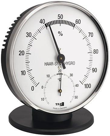 TFA Dostmann TFA thermometer meetinstrument haar-hygrometer 45.2032, 0, 0 cm