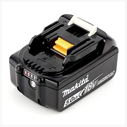 マキタ バッテリー 18V 純正 BL1850B MAKITA 残容量表示 自己故障診断機能 大容量 5.0Ah【マキタUSA 並行輸入品】