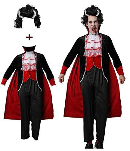 obtener pelucas vampiro en línea