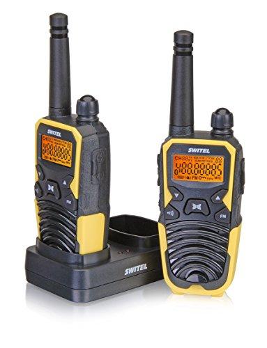SWITEL WTF5700 Two-Way radios - Walkie-Talkie (AAA, Nickel-Metal Hydride (NiMH), 58 x 43 x 180 mm)
