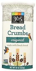 365 Everyday Value, Bread Crumbs, Original, 15 oz