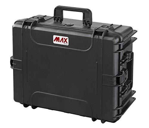 MAX MAX540H245.079 Valise étanche Noir