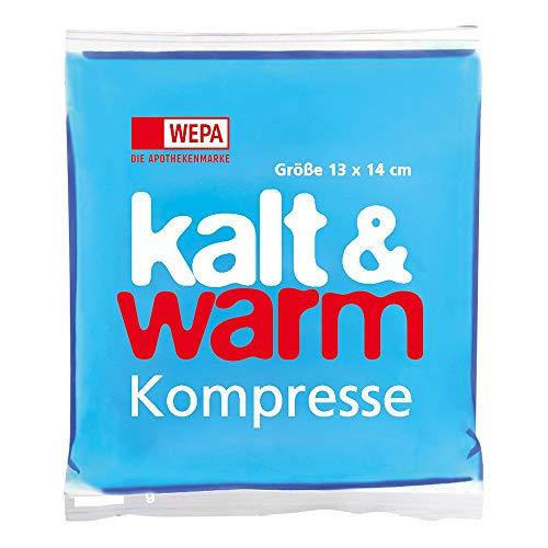 Kalt-Warm Kompresse 13x14 cm, 1 St