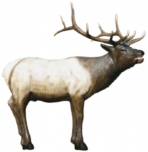 Delta McKenzie 22540 Pinnacle Elk 3D Hunting Archery Target Decoy