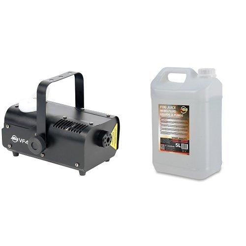 ADJ VF400 Nebelmaschine + ADJ 5L Medium Nebelflüssigkeit Bundle