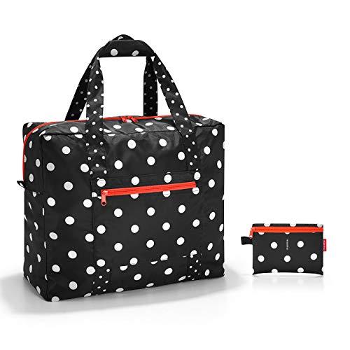 Reisenthel Mini Maxi touringbag Koffer, 48 cm, 40 Liter, Mixed Dots