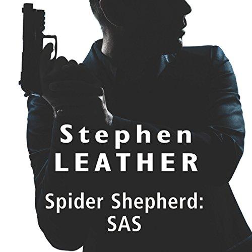 Spider Shepherd: SAS audiobook cover art