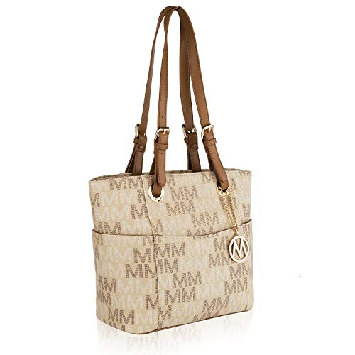 "NOTICE: This bag is part of the MKF Collection by Mia K. And has no association with Mia Farrow: CASUAL & STYLISH. The Cavalli ""M"" Signature is casual enough for work and shopping, but cute enough for a night out. Choose a color that matches your dre..."