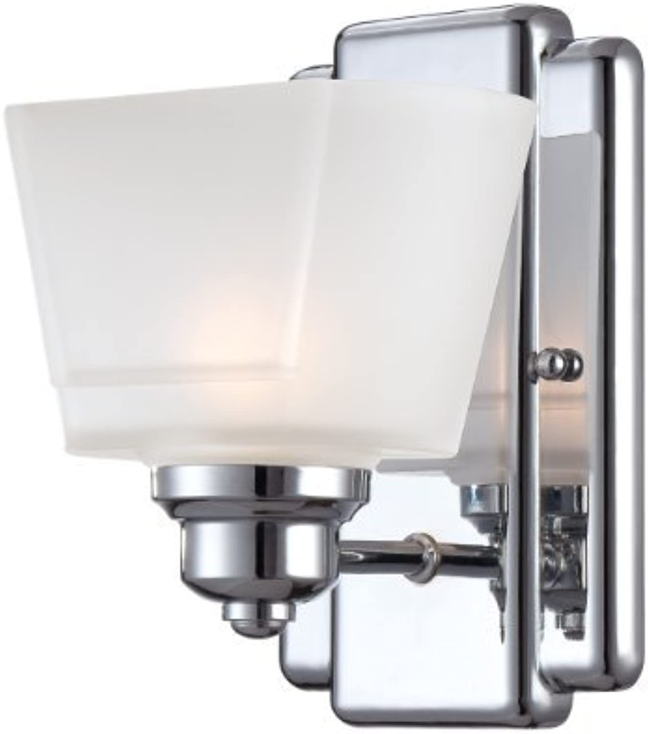 Designers Fountain 6671-CH Metropolis Wall Sconce by Designers Fountain