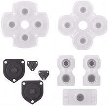 Kit Completo Borracha Condutiva Reparo Controle Ps4