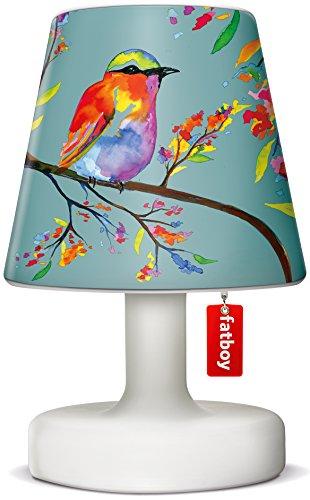 Fatboy 900.4362 Lampenüberzug - Lampenschirm - Cooper Cappie Birdie Blue - Kunststoff 46 x 38 x 7 cm