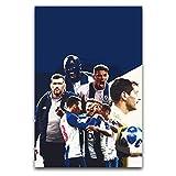 LANMPU Group FC Porto Malerei, Poster, dekoratives