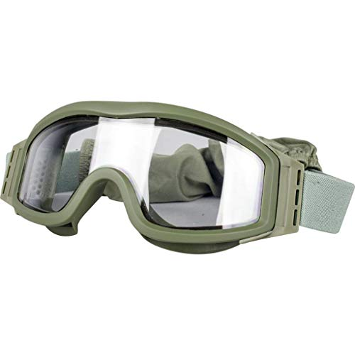 Valken Airsoft Goggles - Tango - Dual Pane/Thermal - Olive