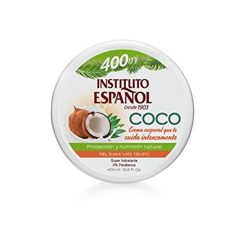 Instituto Español Tarro Crema Corporal Coco 400 ml