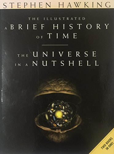 """The Illustrated """"A Brief History of Time"""" and """"The Universe in a Nutshell"""""""