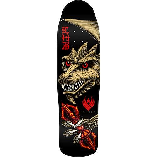 FLAMEER 2 Pcs Pro Skateboard Cami/ón Reemplazo Pivot Copas Negro 3 Dimensiones
