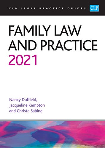 Family Law and Practice (English Edition)