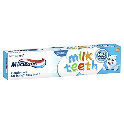 Macleans Toothpaste Kids Years Old Mint 63Grams