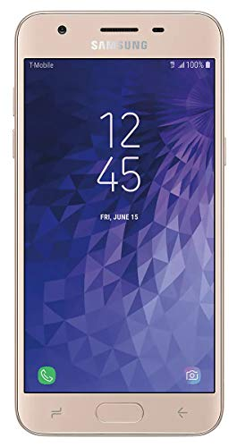 Samsung Galaxy J3 Star J337T 16GB Locked T-Mobile Phone w/ 8MP Camera - Gold