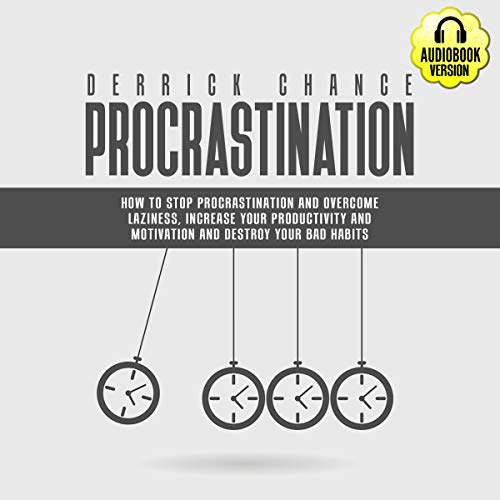 Procrastination cover art