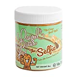 Laurel's Butter -The Selfie -Cinnamon Toast Crunch flavor, Keto butter, 12 G Protein per serving, Grass Fed Whey Protein, Low Sugar, Low Carb, NON GMO, Smooth Almond Butter, Gluten-Free - 8 oz jar