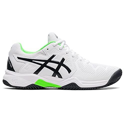 ASICS Gel-Resolution 8 GS Clay, Zapatos de Tenis Mujer,...