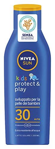 Nivea–Sun Kids Milch Solar Schutz hohe SPF30200ML Damen