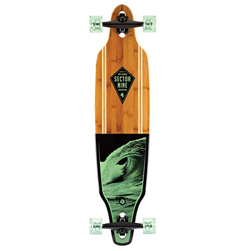 Sector 9 Longboard Complete Bico Lookout 9.625' x 41.125' Drop Through