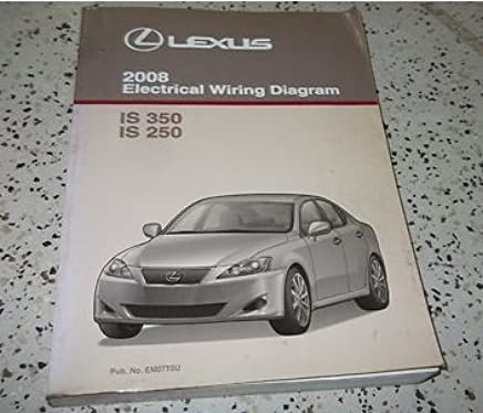2008 lexus is350 is250 is 350 250 electrical wiring diagram electrical wiring diagram lexus is 250 lexus is 250 wiring diagram #10
