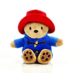 Features michael bond's best-selling storybook character paddington bear Made from super soft tactile fabrics Perfect for cuddle time, story time and play time Features charming embroidery detailing Suitable from birth