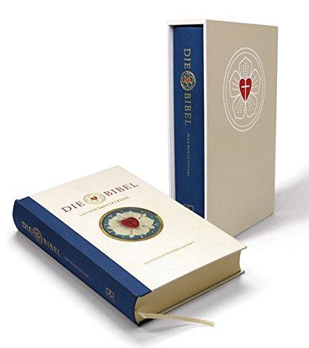 Die Bibel nach Martin Luthers Übersetzung: Jubiläumsausgabe 500 Jahre Reformation (chrismon-Sonderedition)