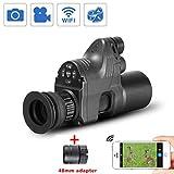 PARD NV007 Digital Hunting Night Vision Scope Telecamere Gamma 656ft 1080P HD Fotocamera digitale...