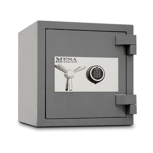 Review Of Mesa Safe MSC2120E High Security 2 Hour Burglary/Fire Safe with Electronic Lock, 2.2 Cubic...