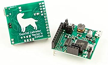 EspoTek Labrador: Easy-to-Use, Open-Source, All-in-One USB Oscilloscope, Signal Generator, Power Supply, Logic Analyzer, Multimeter for Windows, Mac, Linux, Android, Raspberry Pi