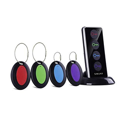Simjar Wireless Remote Control RF Key Finder