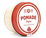 Ace High Pomade, Strong Hold, Natural Shine, Water Based, Hand Crafted, 4oz