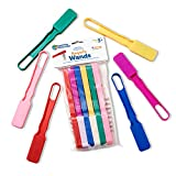 Learning Resources Magnetic Wands, Homeschool, Science Experiment Tools, Set of 6 Wands, Ages 3+
