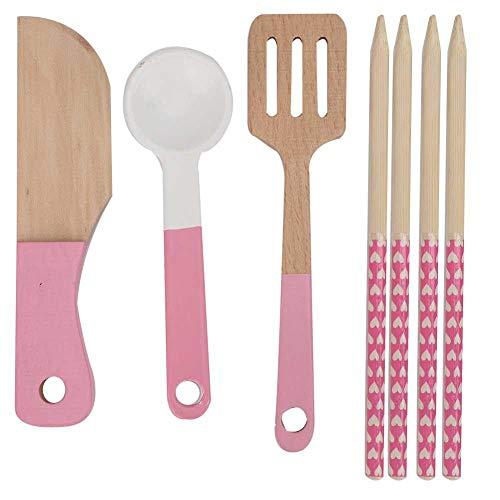 Juguete para utensilios de cocina, Juguete inofensivo para cocina, Juguetes portátiles para juegos de simulación para niños