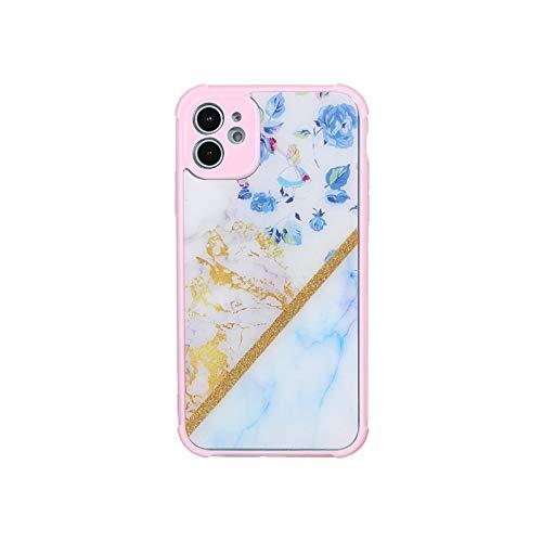 Carcasa de teléfono para iPhone 12 11 Pro Max XR XS Max X 8 7 6S Plus a prueba de golpes Coque-2 para iPhone 12 Mini