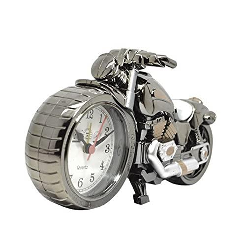 Despertador Motocicleta Despertador Estilo Retro Regalo Boutique Decoración del Hogar